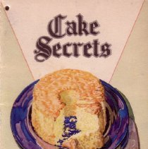 Image of 1989.120.0083 - Cake Secrets