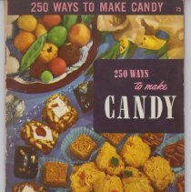 Image of 1989.111.0092 - 250 Ways to Make Candy