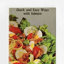 Image of 1989.129.0013 - Quick and Easy Ways with Salmon