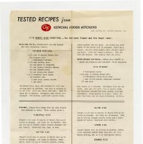 Image of 1989.116.0162a - Tested Recipes from General Foods Kitchens / Minute Rice