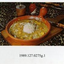 Image of 1989.127.0275g - Senegal Shrimp Stew