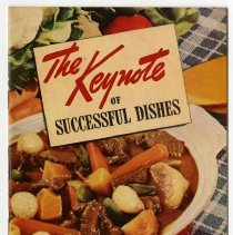 Image of 1989.127.0298 - The Keynote of Successful Dishes