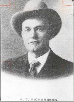 Image of H. T. Richardson