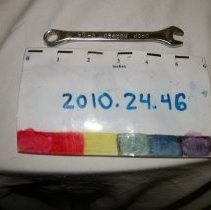 Image of 2010.24.46 - Wrench