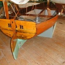 Image of 1960.10 - Dinghy
