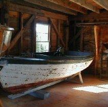 Image of 1975.10 - Yawl-boat