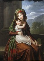Image of Vigée-LeBrun, Elisabeth Louise -