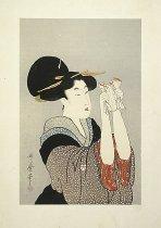 Image of Anonymous - Utamaro, Kitagawa
