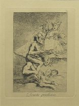 Image of Goya, Francisco de -