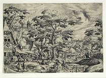 Image of Doetechum, Lucas van - Doetechum, Jan van, the elder