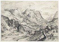 Image of Cock, Hieronymus - Bruegel, Pieter, I