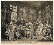 Image of Hogarth, William - Scotin, Gérard Jean-Baptiste