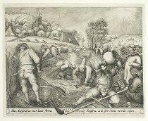 Image of Heyden, Pieter van der - Bruegel, Pieter, I