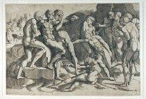 Image of Domenico del Barbiere (School Of) - Raphael