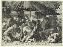Image of Sadeler, Jan, I - Bassano, Jacopo, il vecchio