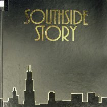Image of Golden Year, 2007 - This item is an Harold L. Richards High School yearbook from 2007.  The cover has an image of the Chicago skyline on it.