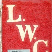 Image of 1966 Lynwood Women's Club Directory