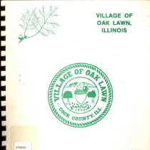 Image of Village of Oak Lawn Annual Report, 1978