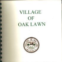 Image of Village of Oak Lawn Annual Report, 1997