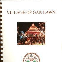 Image of Village of Oak Lawn Annual Report, 1998