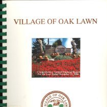 Image of Village of Oak Lawn Annual Report, 2006
