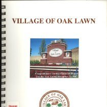 Image of Village of Oak Lawn Annual Report, 2007