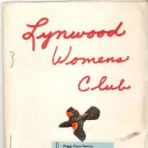 Image of 1968 Lynwood Women's Club Directory