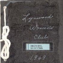 Image of 1969 Lynwood Women's Club Directory