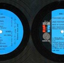 Image of Oak Lawn Jazz Festival, 1974