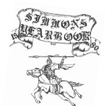 Image of Simmons School Yearbook, 1980 - This item is the 1979 - 1980 yearbook from Simmons School.  The cover has an image of a knight riding a horse.