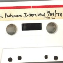 Image of Aulwurm, Ella - Oral History Interview