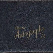 Image of Patricia Drozdz Autograph Book
