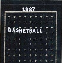 Image of Lake Shore Athletic Association Scrapbook, 1987