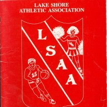Image of Lake Shore Athletic Association Annual Banquet Program, 1988
