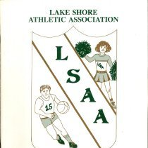 Image of Lake Shore Athletic Association Annual Banquet Program, 1993