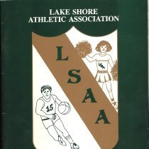 Image of Lake Shore Athletic Association Annual Banquet Program, 1994