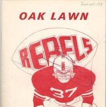Image of Oak Lawn Rebels Football Team Program