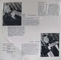 Image of Charles and Kaye Recorded at Edmund's Restaurant