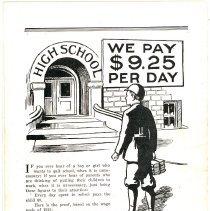"Image of ""The Oak"" Cook School Newspaper"