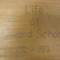 Image of Life at Sward School Scrapbook