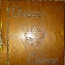 Image of Boy Scout Troop 682 Scrapbook, 1952