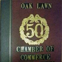 Image of Oak Lawn Chamber of Commerce Scrapbook