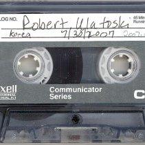 Image of Ulatoski, Robert - Oral History Interview