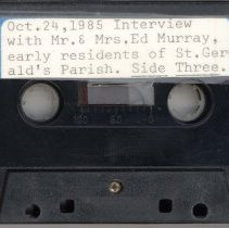 Image of Murray, Joan and Edward - Oral History Interview