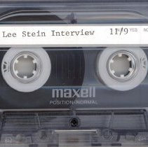Image of Stein, Lee - Interview