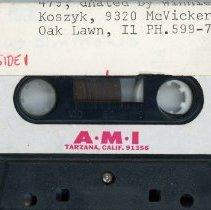 Image of 1967 Tornado WBBM Radio News Coverage
