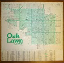 Image of 1980 Map of Oak Lawn