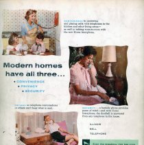Image of 1961-1962 Telephone Book