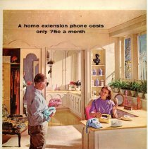 Image of 1963-1964 Telephone Book