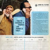 Image of 1965-1966 Telephone Book